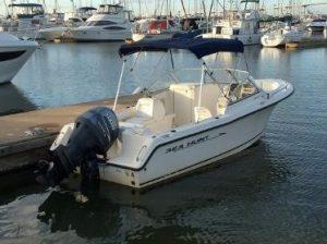 2005 Sea Hunt 220 Escape